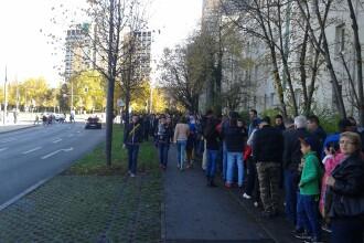 ALEGERI PREZINDENTIALE 2014. Teodor Melescanu a verificat la Munchen masurile pentru fluidizarea votului in turul II