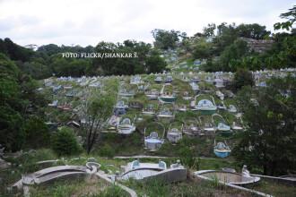 Angajatii unui crematoriu din China au cumparat cadavre furate din cimitire. Ce i-a impins la acest gest macabru