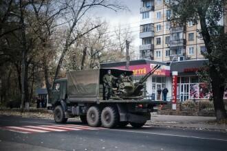 Ucraina isi inaspreste tonul: