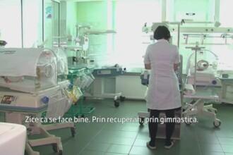 Un nou caz revoltator la spitalul din Galati. O fetita risca sa ramana cu o mana paralizata din cauza unei erori medicale