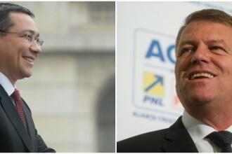 ALEGERI PREZIDENTIALE 2014. Traian Basescu propune o dezbatere Ponta-Iohannis la Cotroceni. Reactiile celor doi candidati