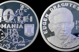 Banca Nationala scoate o noua moneda de 10 lei, facuta din ARGINT. Cand va intra in circulatie