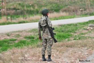 Tensiuni la granita dintre cele doua Corei. Militarii sud-coreeni tras focuri de avertisment la adresa celor nord-coreeni