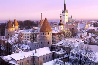 Estonia, tara unde ajungi doar o data sau de doua ori in viata la ghiseu. Intenet banking-ul functioneaza de 20 de ani