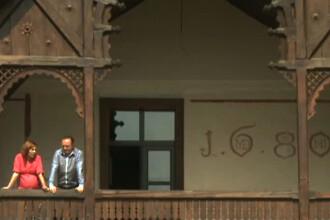Doi corporatisti din Bucuresti si-au cumparat un CASTEL vechi de patru secole. Cat a costat in plin boom imobiliar