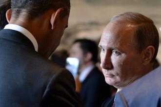 Momente tensionate intre Putin si Obama la Beijing. Reactiile pe care camerele nu le-au surprins in timpul summitului