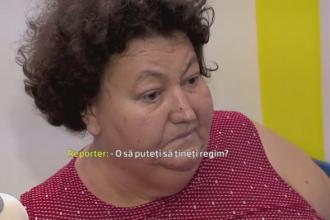 Femeie de 230 de kilograme, din Constanta, dusa la spital cu ajutorul pompierilor. Diagnosticul sever stabilit de medici