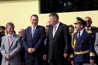 Analiza primei dezbateri Victor Ponta - Klaus Iohannis. 230-160, scor la replici: Traian Basescu, mentionat de 12 ori