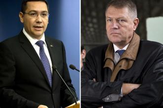 Presedintele ales Klaus Iohannis si premierul Victor Ponta au transmis condoleante familiilor victimelor accidentului aviatic