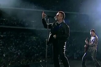 Un site de bilete online anunta ca trupa U2 vine in 2015 in Romania, in cadrul turneului de promovare a noului album