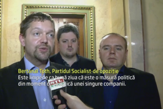 Taxa prin care Viktor Orban incearca sa sufoce singura televiziune care il critica. O singura companie va fi afectata: RTL