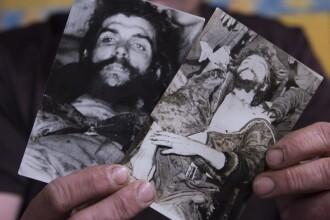Fotografiile care au ramas secrete timp de 47 de ani. Un jurnalist AFP a daruit poze cu moartea lui Che Guevara unui misionar