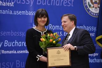 Presa din SUA: Iohannis are nevoie sa lucreze in tandem cu Kövesi in lupta impotriva coruptiei