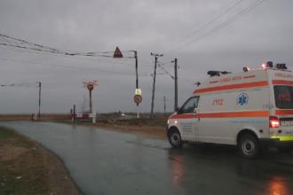 O femeie din Timis si-a gasit sfarsitul sub rotile unui tren. Victima a fost zdrobita si tarata 50 de metri