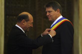 Klaus Iohannis a explicat de ce nu a ales biroul lui Traian Basescu, la Cotroceni: Mi s-a parut prea intunecat
