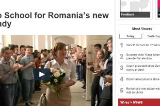 Cea mai citita stire pe Euronews: