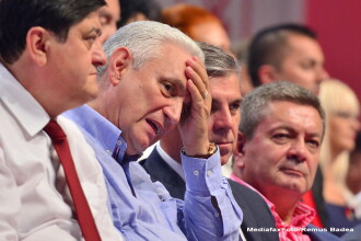 Razboi in PSD. Un apropiat al lui Ion Iliescu cere excluderea lui Ilie Sarbu si Ioan Rus: