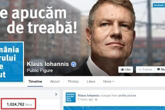 Clasamentul in care Klaus Iohannis este pe primul loc in Europa. I-a depasit pe Facebook pe Merkel, Sarkozy si Hollande