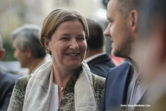 Csilla Hegedus, secretar de stat in Ministerul Culturii, a fost propusa de UDMR pentru functia de ministru