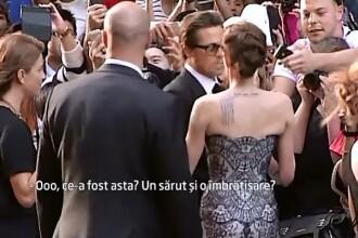 Angelina Jolie i-a facut lui Brad Pitt o veritabila declaratie de dragoste in fata jurnalistilor, la Sydney