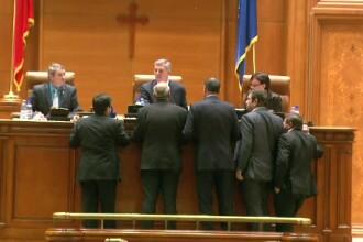 Legea amnistiei si gratierii, RESPINSA de Camera Deputatilor cu 293 de voturi. Explicatiile alesilor PSD pentru intarziere