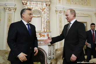 Ungaria isi intareste relatiile cu Rusia. Seful diplomatiei ungare se duce la Moscova, sa discute cu omologul sau rus