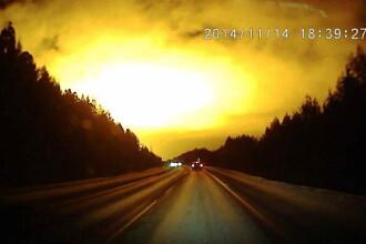 Lumina misterioasa care a aparut pe cerul Rusiei timp de 11 secunde si care a speriat oamenii. Cum este explicat fenomenul