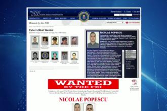 Most wanted: FBI-ul ofera 1 milion de dolari pentru prinderea unui hacker din Romania