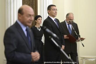 Mesajul lui Traian Basescu pentru Victor Ponta, dupa ce DNA a inceput urmarirea penala impotriva premierului: