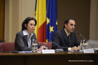 O misiune comuna FMI si Comisia Europeana vine peste doua saptamani la Bucuresti pentru a discuta despre bugetul pe 2015