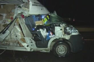 Accident desprins din filmele de groaza pe A1. O femeie a decedat: trupul victimei, gasit la 5 kilometri de locul impactului