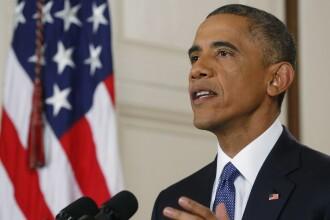 Barack Obama, realist si autoironic. In ce termeni a vorbit despre scaderea lui in popularitate