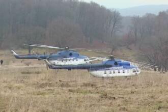 Se cauta vinovati! Procurorii militari dispun inceperea urmaririi penale in dosarul privind prabusirea elicopterului militar