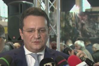 Directorul SRI George Maior a declarat ca isi va depune mandatul in fata presedintelui ales si va astepta decizia lui