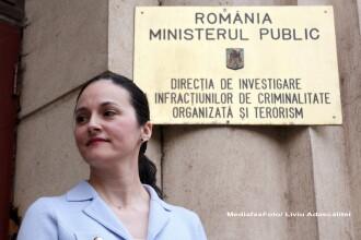 Alina Bica, arestata preventiv in dosarul despagubirilor pentru un teren supraevaluat, a demisionat de la sefia DIICOT
