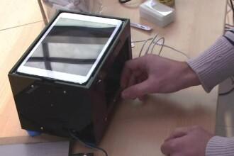 Primul targ de tehnologie organizat la Brasov. Cercetatorii romani au prezentat tableta care face analize medicale