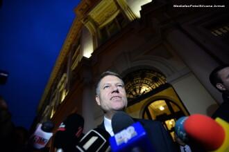 Previziunile presedintelui Klaus Iohannis. Ce s-ar putea schimba de la anul pe scena politica romaneasca