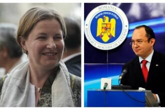 Hegedus Csilla si Bogdan Aurescu au depus juramantul de investitura in fruntea Culturii si Externelor. Mesajul lui Basescu