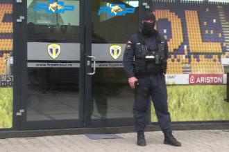 Directorul general de la FC Petrolul si fratii Capra au fost retinuti. Presupusa evaziune ar fi de 15 milioane de euro