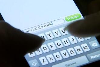 Recuperatorii lansează prin SMS ofertă de Crăciun: plătești doar jumătate până de Revelion