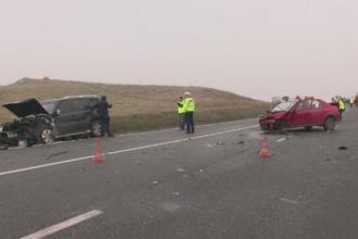 Accidente in lant pe soselele din Romania din cauza poleiului. Solutia pentru oprirea derapajelor in trafic