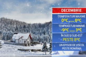 Cum va fi vremea in iarna 2014-2015. Prognoza meteo pana in luna februarie