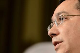 Victor Ponta: FMI se descarca pe