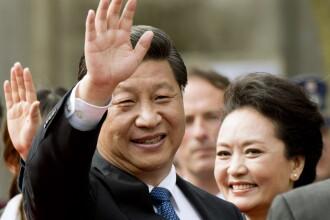 Un clip dedicat iubirii dintre presedintele Chinei si sotia sa a ajuns viral: