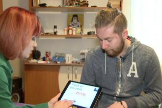 Noua sansa la viata oferita lui Adrian de catre telespectatorii Stirilor PRO TV. Suma record adunata in doar cateva ore