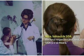 Generatia copiilor infectati cu HIV in spitalele comuniste, ajunsa la maturitate. Cum si-a invins Alina boala si destinul