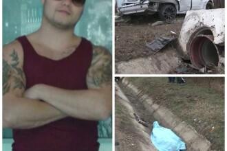 Tanarul din Vaslui, beat si fara permis, care a omorat cu masina o adolescenta de 15 ani a fost ARESTAT