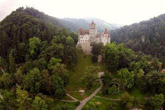 BBC: Castelele din Transilvania, de la paragina comunismului la destinatii turistice de succes