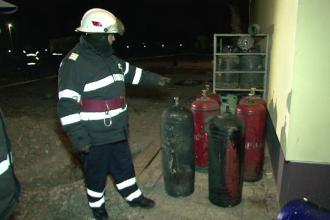 Explozie puternica intr-un restaurant din Campulung Moldovenesc. Doua persoane au murit, iar altele sunt ranite grav
