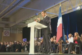 Nicolas Sarkozy, din nou la conducerea propriului partid. Politicianul si-a invins adversarul cu 64,5 la suta din voturi